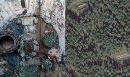 Foto: Mīklainas vēstures liecības tepat Mežaparkā