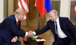 Посол Латвии в США: Сценарий, когда Путин и Трамп поделят сферы влияния, невозможен