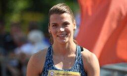 Bukša 'Rīgas kausos' labo 31 gadu vecu Latvijas rekordu 100 metros