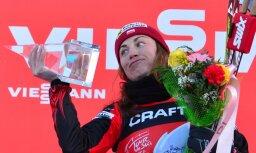 Poļu čempione Kovaļčika Phjončhana startēs piecās no sešām slēpošanas disciplīnām