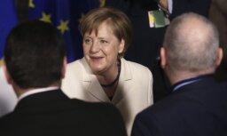 Меркель поддержала удвоение квоты ЕС на беженцев