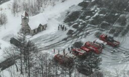 Vulkāna izvirdumā Japānā gājis bojā cilvēks, 16 ievainoti