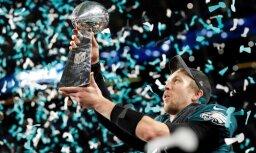 'Eagles' pirmo reizi triumfē 'Super Bowl'