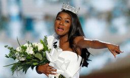 """ФОТО: В США выбрали обладательницу титула """"Мисс Америка"""""""
