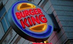 Ātrās ēdināšanas restorānu reklāma saērcina Beļģijas karaļnamu
