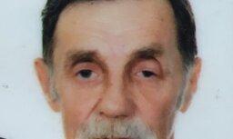 Policija aicina palīdzēt meklēt bezvēsts pazudušu vīrieti