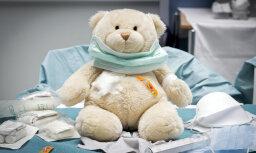 Bērnu slimnīca tiek pie jaunas ierīces ātrākai diagnožu noteikšanai