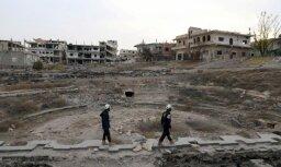 США могут применить санкции к Ирану и России за восстановление Сирии