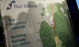 'Rail Baltica' trases garumā jāapzina kultūrvēsturiskās vērtības