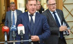 Жители Латвии по-прежнему оценивают работу правительства отрицательно