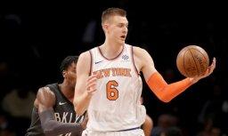 Чемпионат НБА: Порзиньгис и Бертанс набрали на двоих 36 очков