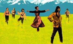 Noskaties! 'Laibach' publicē Ziemeļkorejā filmētu 'The Sound of Music' videoklipu