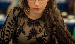 Dorsa Derakhshani,Iranian chess champion
