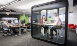 Vai tavs birojs veicina tava uzņēmuma panākumus?