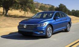 VW prezentējis jaunās paaudzes 'Jetta' sedanu