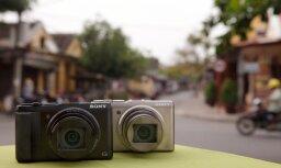 'Sony HX50' kompaktkamera ar 30x tālummaiņu