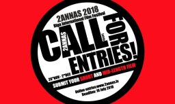 Sākas darbu pieteikšana 23. Rīgas Starptautiskajam īsfilmu festivālam '2Annas'