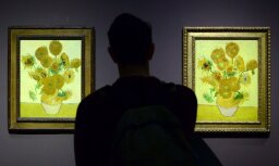 """""""Подсолнухи"""" Ван Гога могут пожухнуть из-за секретной краски"""