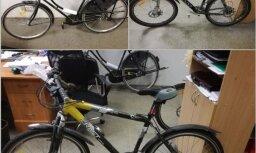 Рига: полиция просит отозваться владельцев велосипедов