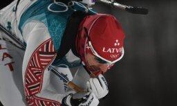Rastorgujevs izcīna 15. vietu sprintā un pārliecinoši kvalificējas iedzīšanai PK posmā Norvēģijā