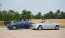 Итоги-2014. От BMW до Rolls Royce: самые интересные тест-драйвы года