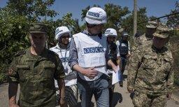 К миссии ОБСЕ на Украине присоединится пятый наблюдатель из Латвии