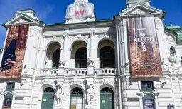 Nacionālā teātra piebūvi atklās mēnesi vēlāk, nekā sākotnēji bija iecerēts