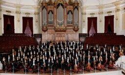 Latvijā uzstāsies Amsterdamas Karaliskais 'Concertgebouw' orķestris