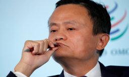 'Alibaba' dibinātājs atguvis Ķīnas bagātākā cilvēka titulu