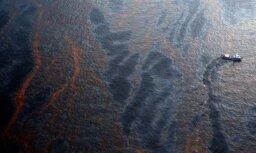 В Мексиканском заливе образовалась гигантская мертвая зона