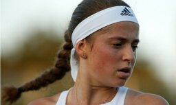 Ostapenko saglabā pozīciju pasaules ranga TOP 10