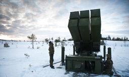 Lietuva iegādāsies norvēģu pretgaisa aizsardzības sistēmas NASAMS