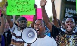 Темнокожие люди кажутся более крупными и агрессивными, чем белые