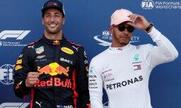 Hamiltons slavē Rikjardo drosmi pārejā uz citu komandu