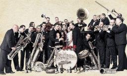 Джазовый оркестр Bratislava Hot Serenaders впервые выступит в Риге