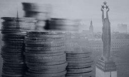 Čaulas uzņēmumu maksājumi Latvijas bankās pērn – 92 miljardi eiro
