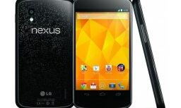 'Nexus 4' no aprīļa vidus arī Latvijā