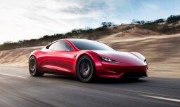 Jaunais 'Tesla Roadster': 1,9 sekundēs līdz simtam un 1000 km bez atkārtotas uzlādes