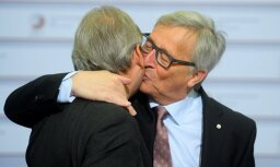 Junkera bučošanās Rīgas samitā atgādināja Brežņeva laikus, uzskata Zīle