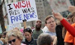 Власти Латвии создадут специальный портал для проверки ложных новостей