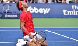 Rafaels Nadals Toronto izcīna 80. titulu karjerā