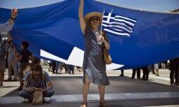 Grieķu pirktspēja nogāzusies līdz Latvijas līmenim – 67% no ES vidējā