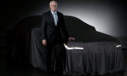 Jauno 'Audi A8' luksusa sedanu prezentēs decembrī