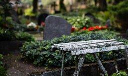 Vecpiebalgā vētrā cietuši arī Vidus kapi