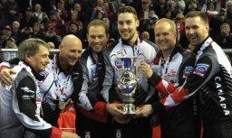 Video: Kanāda 36. reizi triumfē pasaules čempionātā kērlingā
