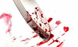 Во время застолья мужчине нанесли несколько ножевых ранений