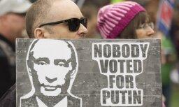 ASV paplašina sankcijas pret Krieviju
