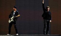 Billboard: рок-группа U2 - самые высокооплачиваемые музыканты года