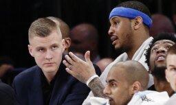 Сколько будут получать в НБА латвийские баскетболисты