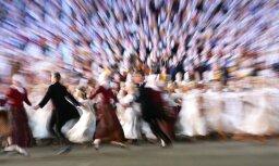 Меры безопасности на Празднике песни обойдутся стране почти в 800 000 евро